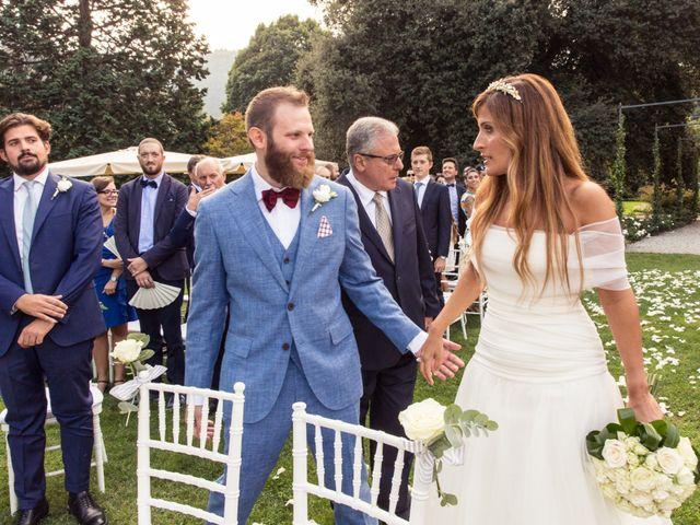 Il matrimonio di Alberto e Giuliana a Stresa, Verbania 12