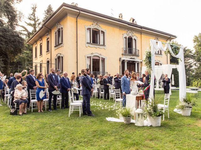 Il matrimonio di Alberto e Giuliana a Stresa, Verbania 13