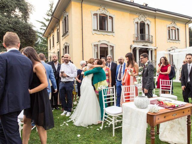 Il matrimonio di Alberto e Giuliana a Stresa, Verbania 17