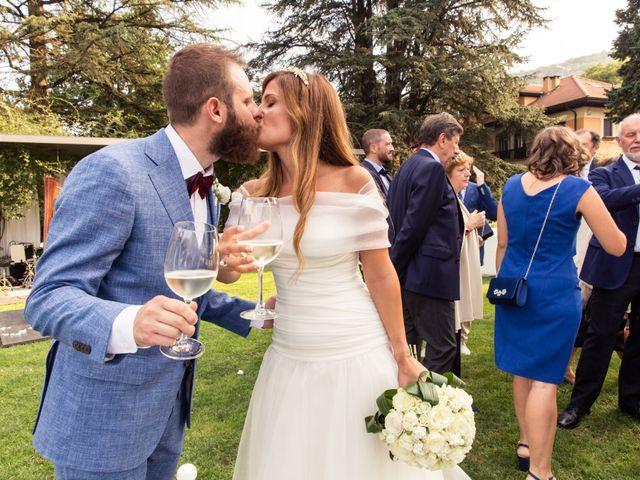 Il matrimonio di Alberto e Giuliana a Stresa, Verbania 18