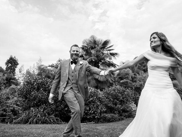 Il matrimonio di Alberto e Giuliana a Stresa, Verbania 1