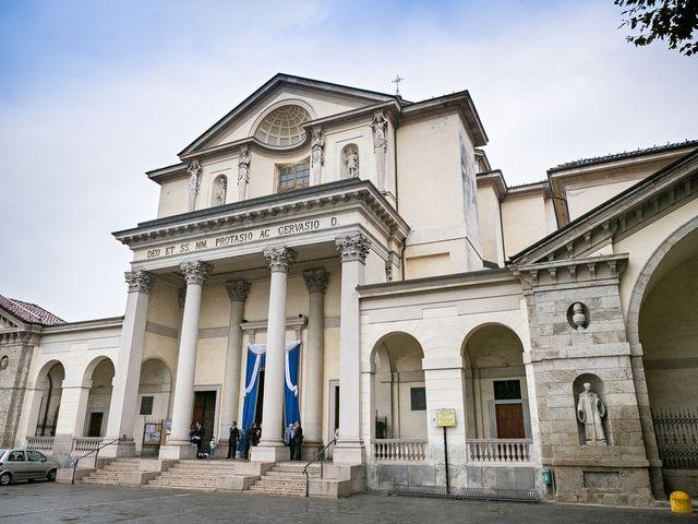 Il matrimonio di Davide e Claudia a Gorgonzola, Milano 8