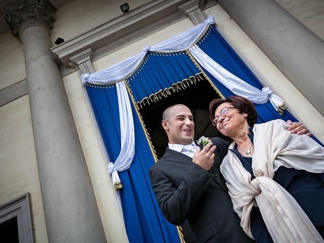 Il matrimonio di Davide e Claudia a Gorgonzola, Milano 9