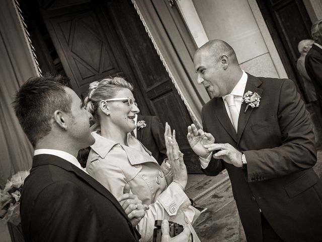 Il matrimonio di Davide e Claudia a Gorgonzola, Milano 10