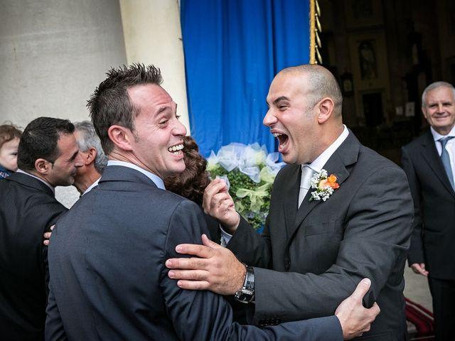 Il matrimonio di Davide e Claudia a Gorgonzola, Milano 13