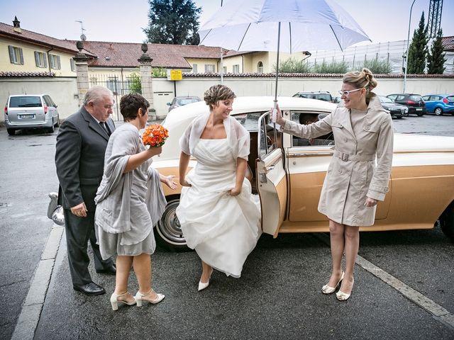 Il matrimonio di Davide e Claudia a Gorgonzola, Milano 15