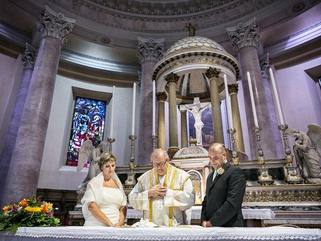 Il matrimonio di Davide e Claudia a Gorgonzola, Milano 17