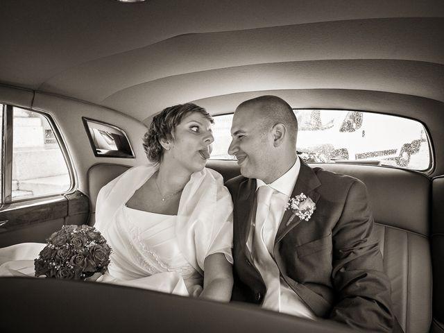 Il matrimonio di Davide e Claudia a Gorgonzola, Milano 21