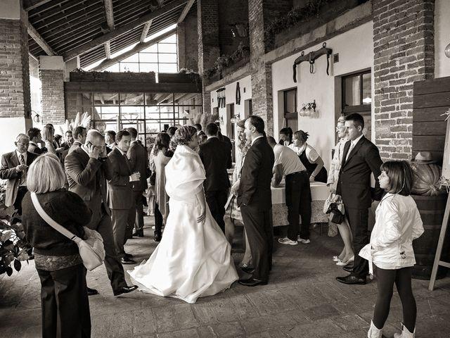 Il matrimonio di Davide e Claudia a Gorgonzola, Milano 26