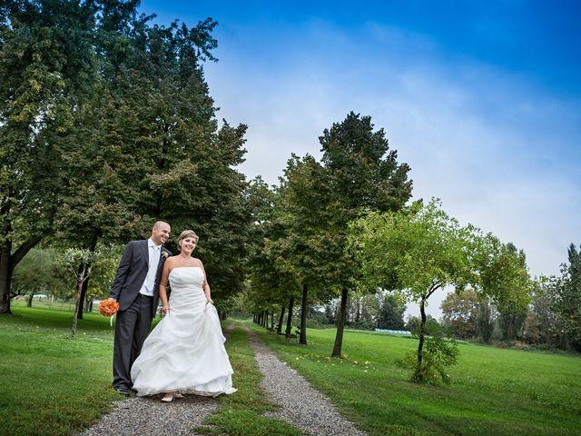 Il matrimonio di Davide e Claudia a Gorgonzola, Milano 28