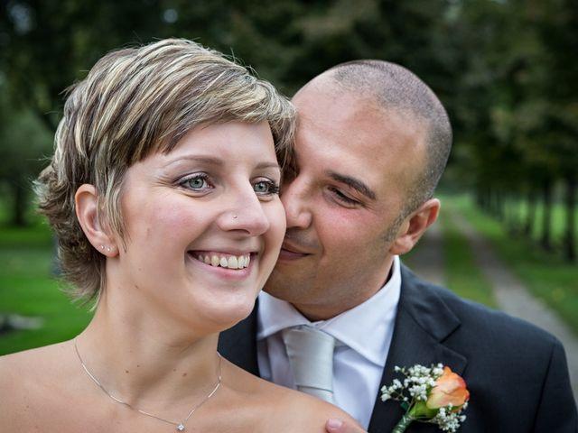 Il matrimonio di Davide e Claudia a Gorgonzola, Milano 29