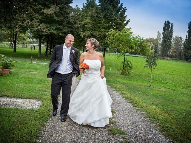 Il matrimonio di Davide e Claudia a Gorgonzola, Milano 30