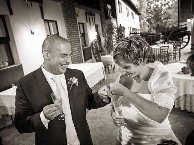Il matrimonio di Davide e Claudia a Gorgonzola, Milano 31