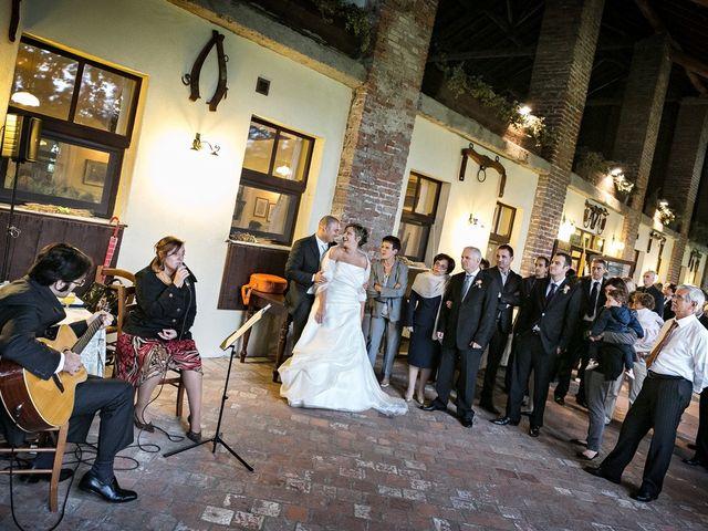 Il matrimonio di Davide e Claudia a Gorgonzola, Milano 33