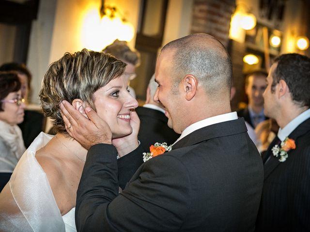 Il matrimonio di Davide e Claudia a Gorgonzola, Milano 34