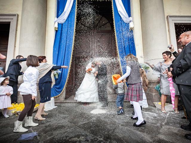 Il matrimonio di Davide e Claudia a Gorgonzola, Milano 38