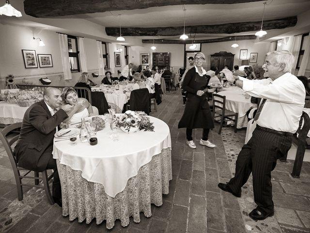 Il matrimonio di Davide e Claudia a Gorgonzola, Milano 46