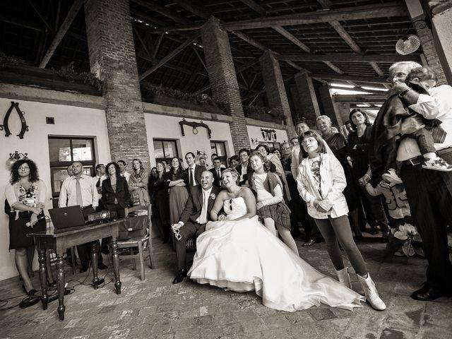Il matrimonio di Davide e Claudia a Gorgonzola, Milano 49