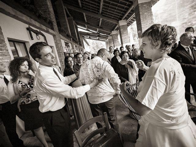 Il matrimonio di Davide e Claudia a Gorgonzola, Milano 54