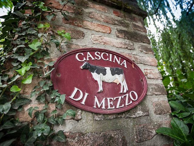 Il matrimonio di Davide e Claudia a Gorgonzola, Milano 57
