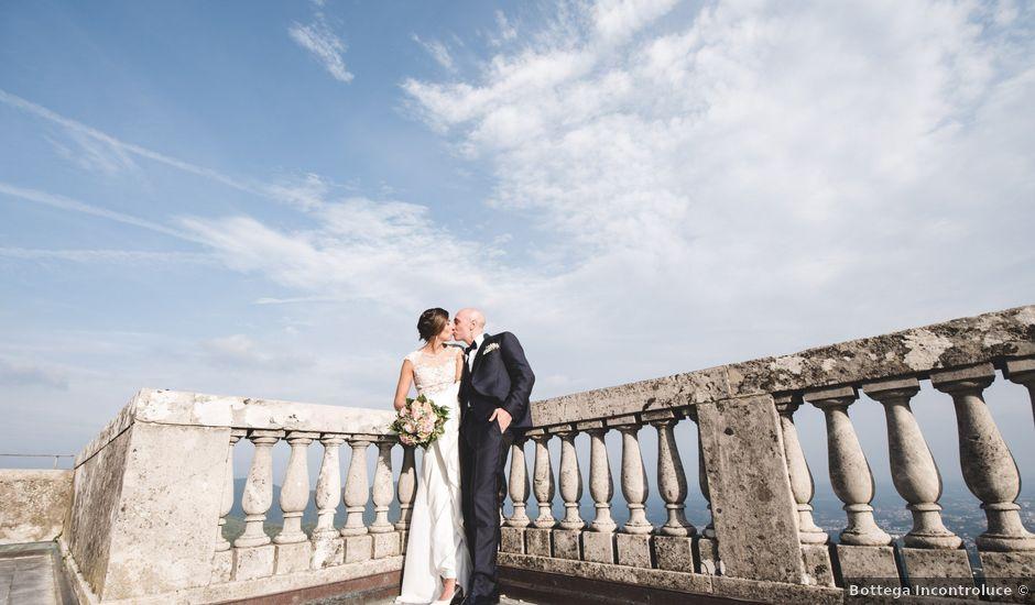 Il matrimonio di Riccardo e Diana a Varese, Varese
