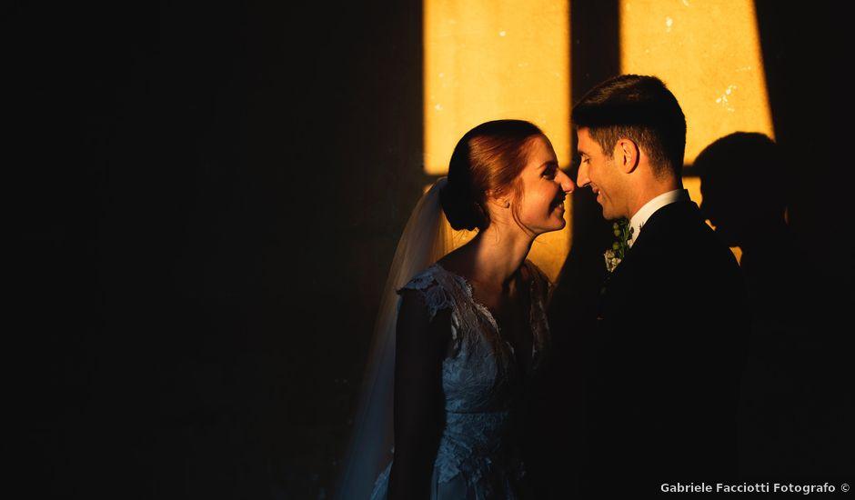 Il matrimonio di Federico e Carlotta a San Sebastiano da Po, Torino