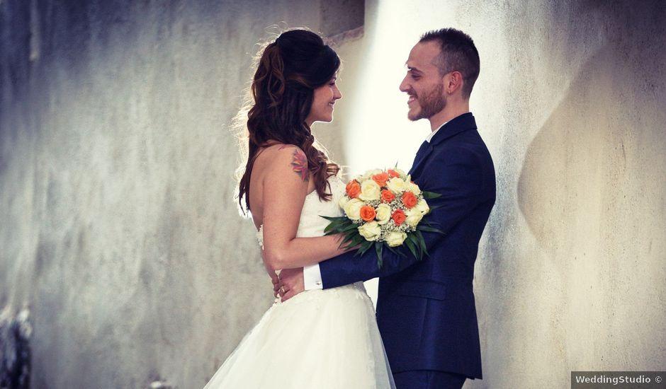 Il matrimonio di Mattia e Valentina a Milano, Milano