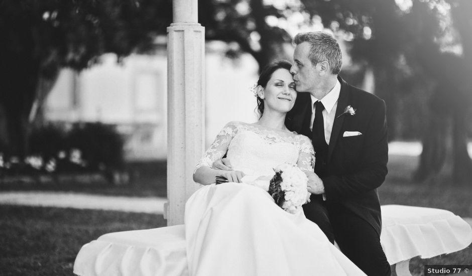 Il matrimonio di Mino e Giusy a Foggia, Foggia