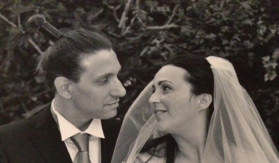Il matrimonio di Flavia e Simone  a Pomezia, Roma