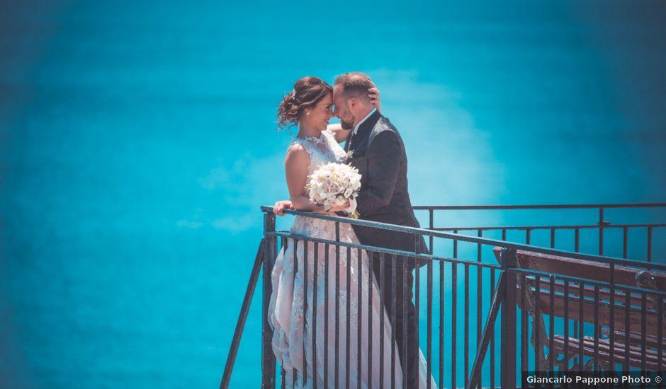 Il matrimonio di Antonio e Viviana a Statte, Taranto