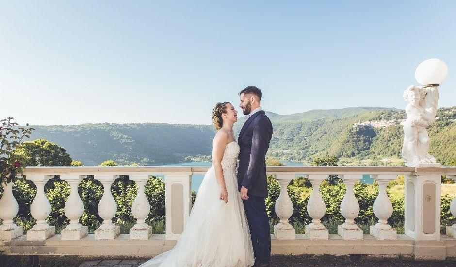 Il matrimonio di Valerio  e Federica a Roma, Roma