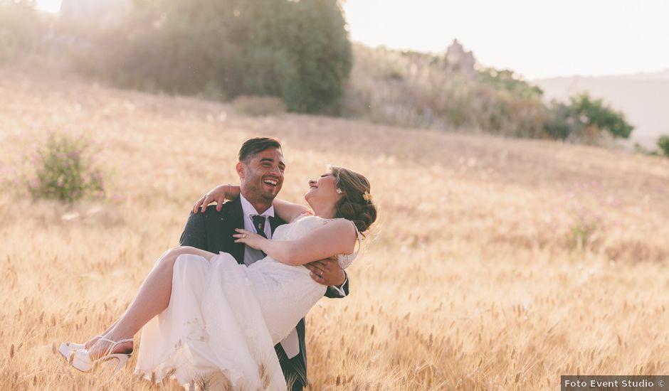 Il matrimonio di Angelo e Rosa a Naro, Agrigento