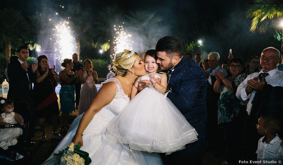 Il matrimonio di Giuseppe e Sarah a Agrigento, Agrigento
