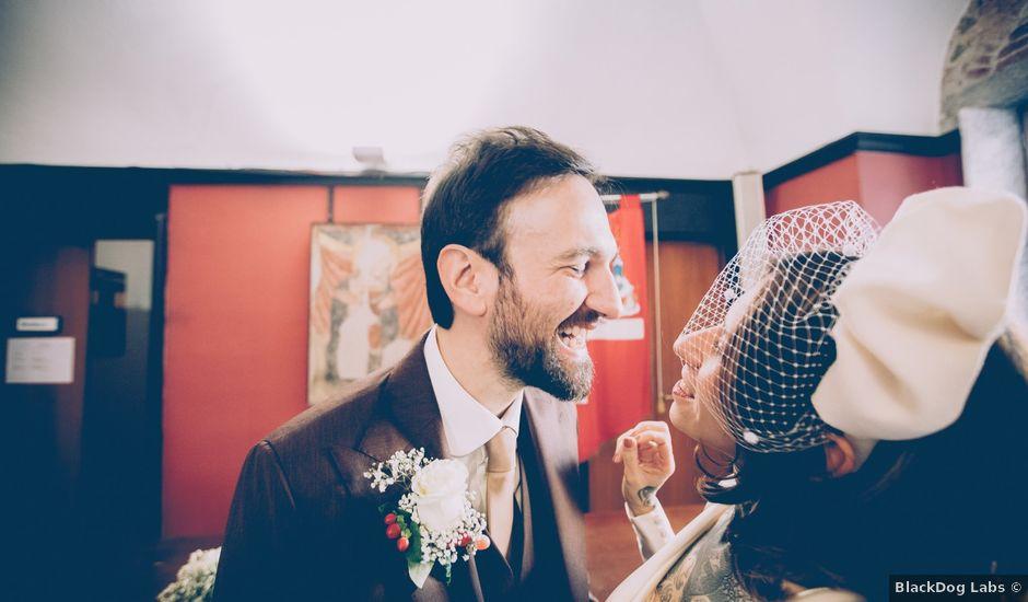 Il matrimonio di Alessandro e Ilaria a Noli, Savona