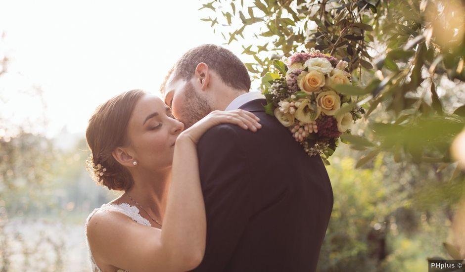Il matrimonio di Andrea e Chiara a Verona, Verona