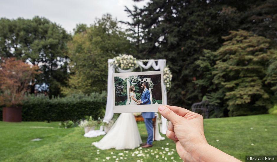 Il matrimonio di Alberto e Giuliana a Stresa, Verbania