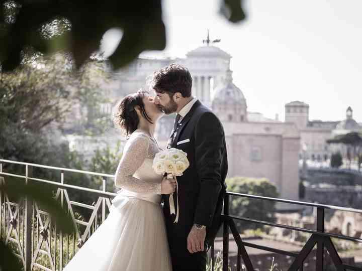 le nozze di Natasha e Thomas