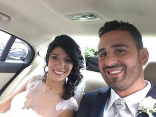 Le nozze di Stefania e Simone 1