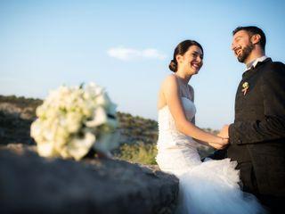 Le nozze di Corina e Gianni