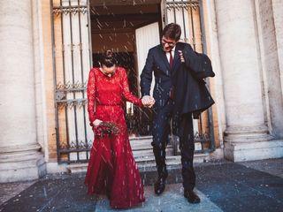 Le nozze di Carlotta e Valerio