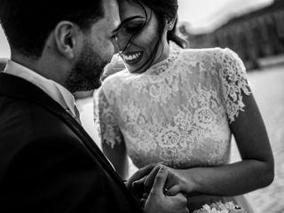 Le nozze di Tina e Ferdinando