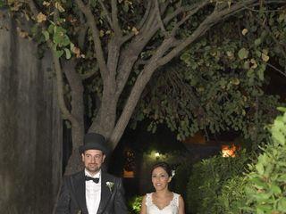 Le nozze di Francesco e Sonia 1