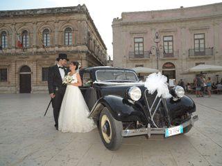 Le nozze di Francesco e Sonia