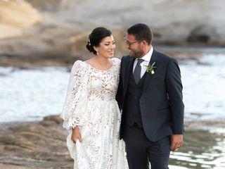 Le nozze di Stefania e Domenico