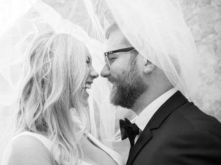Le nozze di Dana e Jim