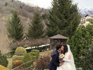 Le nozze di Alessandro e Claudia