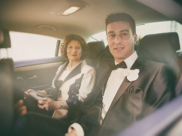 Il matrimonio di Andrea e Valentina a Pietraperzia, Enna 7
