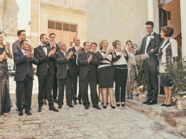 Il matrimonio di Andrea e Valentina a Pietraperzia, Enna 9