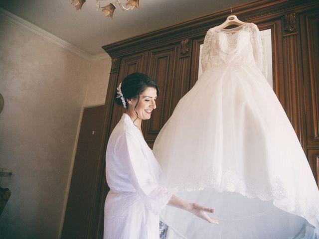 Il matrimonio di Andrea e Valentina a Pietraperzia, Enna 13
