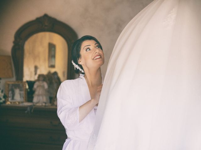 Il matrimonio di Andrea e Valentina a Pietraperzia, Enna 14